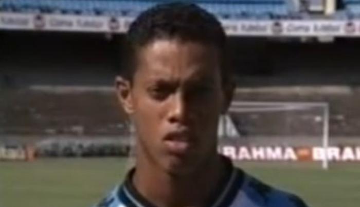 Young Ronaldinho Gremio